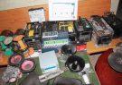 دستگیری یک سارق داخل خودرو در فلاورجان / کشف ۳۵ فقره سرقت