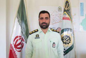 فرمانده جدید نیروی انتظامی شهرستان فلاورجان  منصوب شد