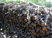 کشف دپوی بیش از ۲ تُن چوب بلوط قاچاق در شهرستان فلاورجان