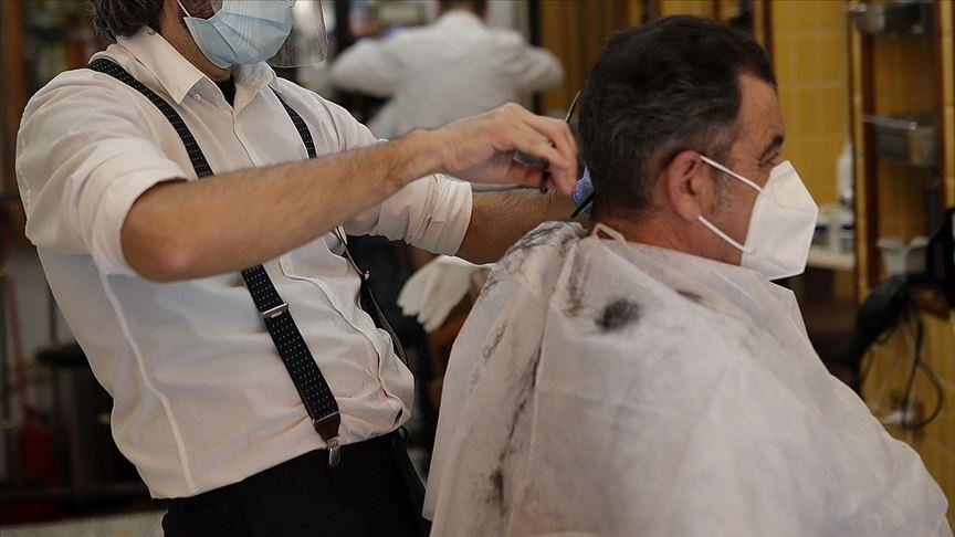 وضعیت قرمز کرونا درشهرستان فلاورجان/الزامات وتوصیه های مهم رفتن به آرایشگاه