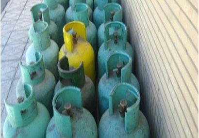 اعتراف به ۳۳ فقره سرقت کپسول گاز در فلاورجان