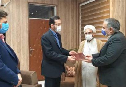 نوید توکلی به عنوان سرپرست اداره فرهنگ و ارشاد اسلامی خمینی شهر منصوب شد