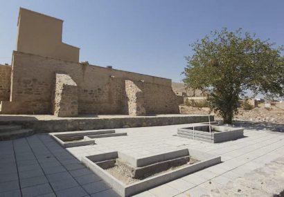 پایان مرمت بافت مجاور حمام تاریخی ُسهر شهرستان فلاورجان