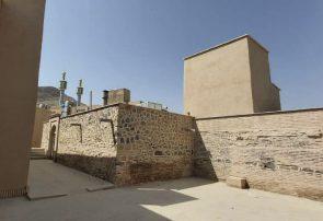 """اتمام عملیات مرمت و ساماندهی بافت مجاور حمام تاریخی """"سهر"""" در شهرستان فلاورجان"""