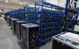 استخراج ارز دیجیتال در انباری متروکه در شهرستان فلاورجان