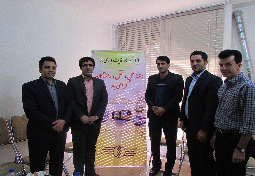 قدردانی ازسازمان حمل و نقل جمعی شهرستان فلاورجان