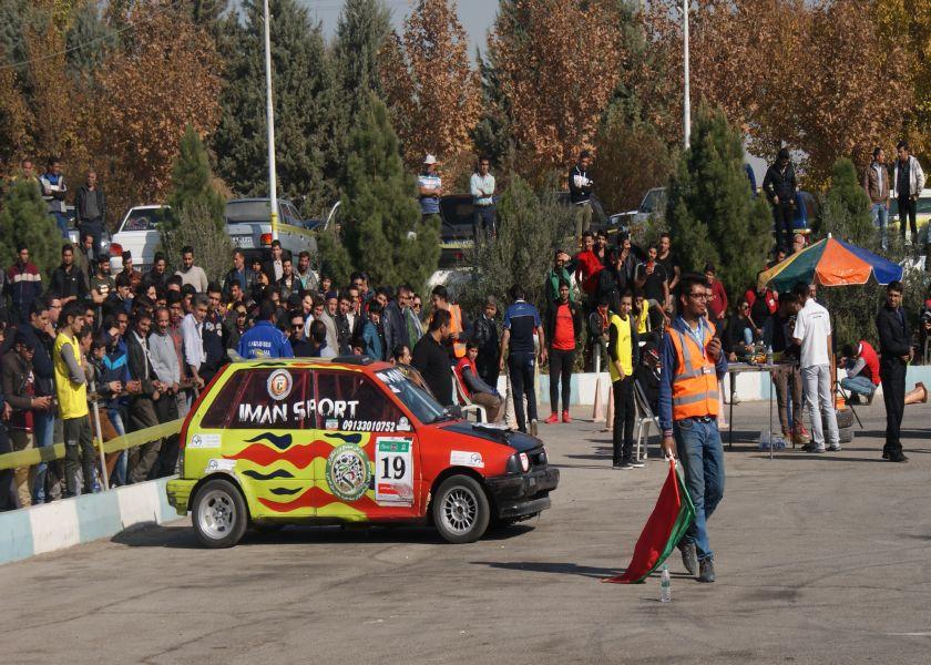 تصاویر :مسابقه اسلالوم قهرمانی استان اصفهان به میزبانی شهرستان فلاورجان