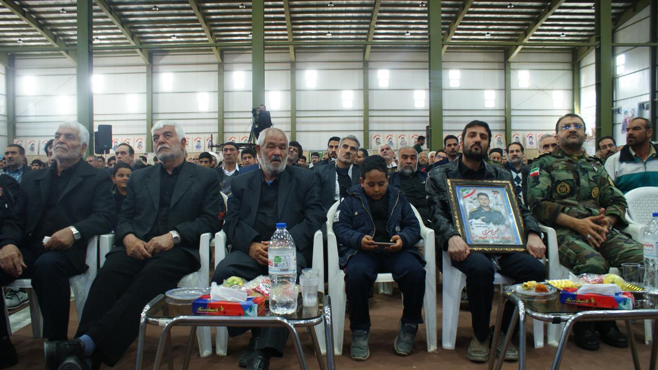 گزارش تصویری : اختتامیه کنگره ملی شهدای شهرستان فلاورجان