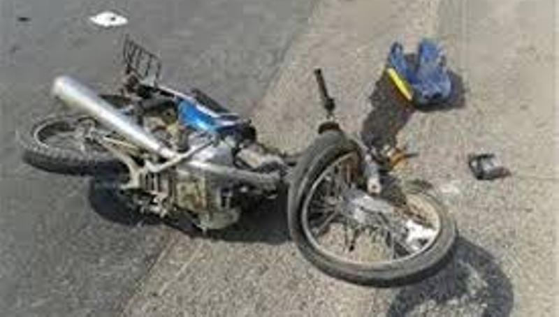 فوت راکب موتورسیکلت در فلاورجان