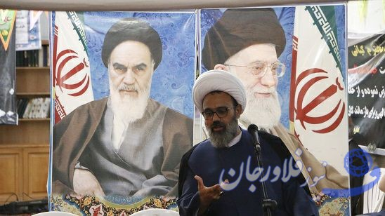 مراسم بزرگداشت حجت الاسلام والمسلمین کیانی درفلاورجان