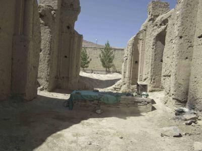 """مقبره """"شیخ احمد"""" در روستای تاریخی """"سهرو فیروزان"""" ثبت ملی شد"""
