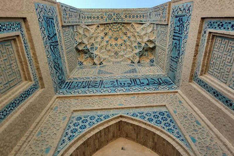 آغاز عملیات مرمت مسجد جامع اشترجان