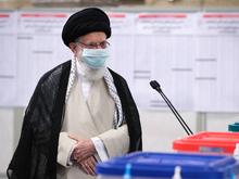 حضور رهبر انقلاب در انتخابات ۱۴۰۰